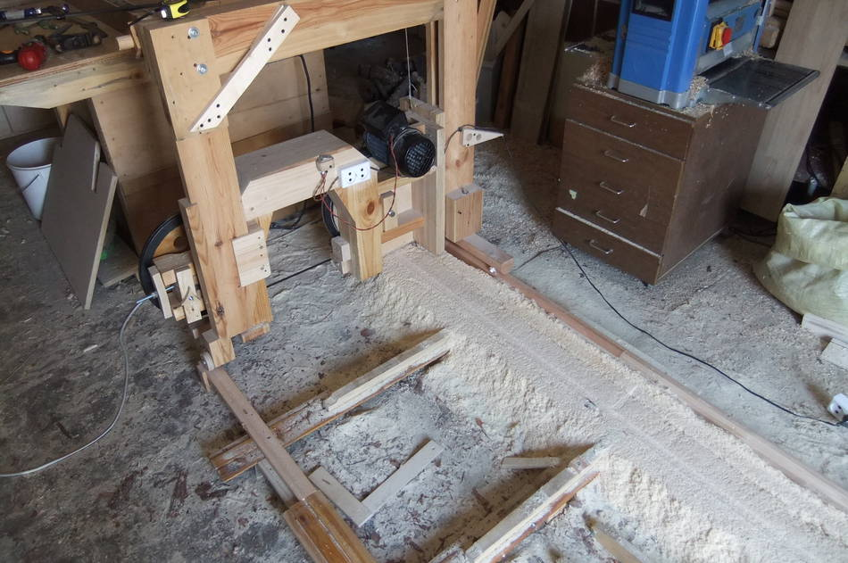how to make money with a bandsaw mill