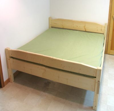 double bed plan - Double Size Bed Frame