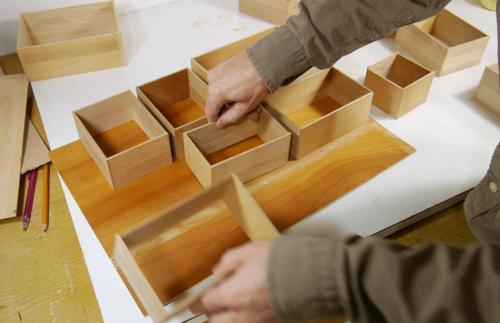 Small Wood Storage Box Diy
