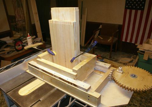 Jim Lundin S Box Joint Jig