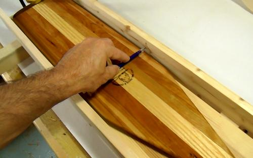 How To Make A Wooden Paddle