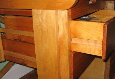 Wooden Drawer Slides