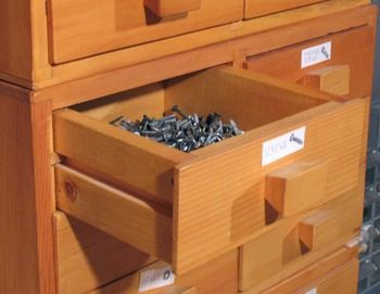 Wooden Drawer Slides