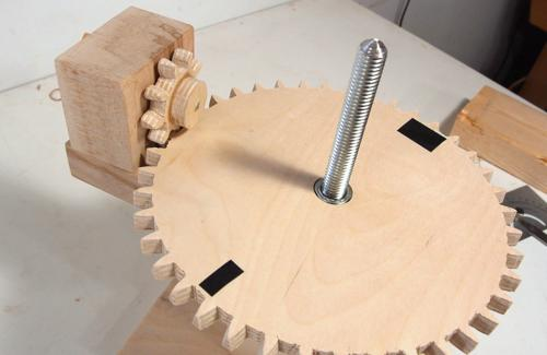 Making Right Angle Gears