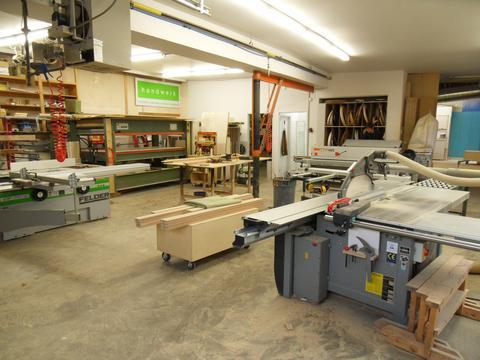 A Look Inside Gregor Bruhn S Workshop