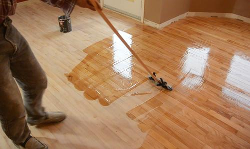 Floor Refinishing Trial And Error