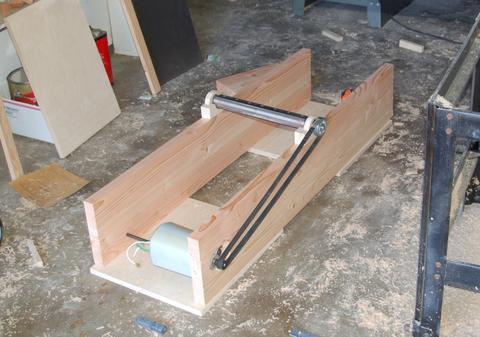 Mike Bourbonnais S Jointer Build