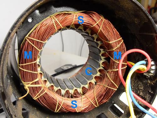 magnetic starter wiring diagram for 220 reversing single phase induction motors  reversing single phase induction motors