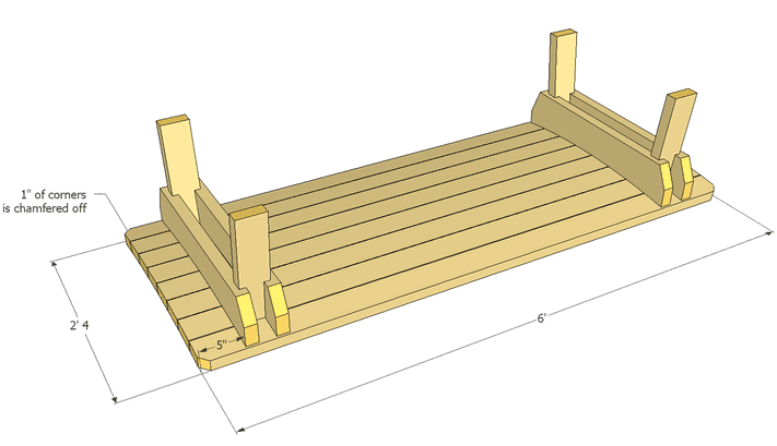 Assembly: See Also: More About This Bench. Patio Table Plans