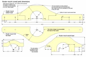 router pantograph plans