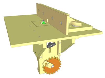 wood router plans