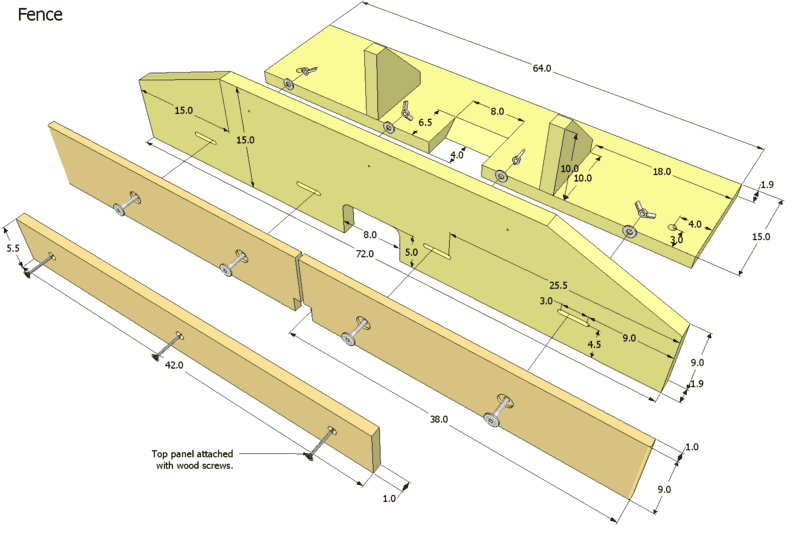Router table plans for How to make a router table