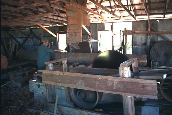 dads  sawmill