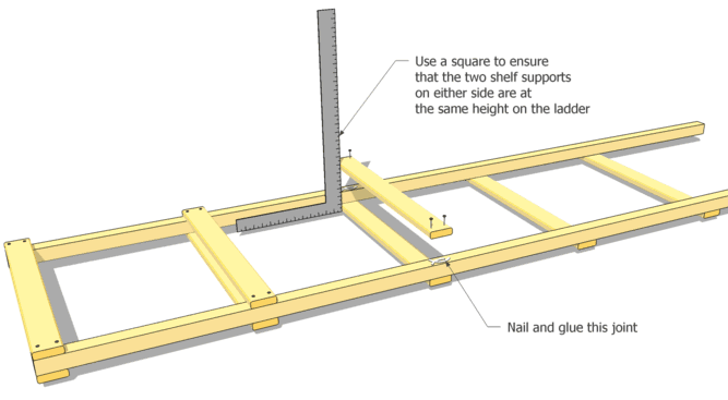 utility shelf plans